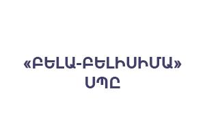 ԲԵԼԱ-ԲԵԼԻՍԻՄԱ ՍՊԸ