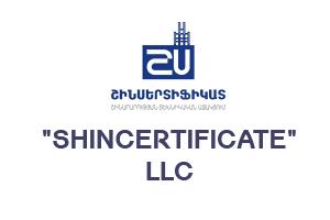 SHINCERTIFICATE LLC