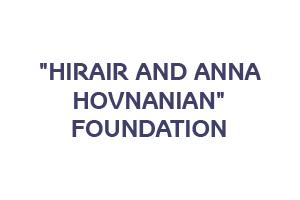 HIRAIR AND ANNA HOVNANIAN FOUNDATION